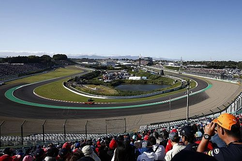 Formule 1 bevestigt: Grand Prix van Japan opnieuw afgelast