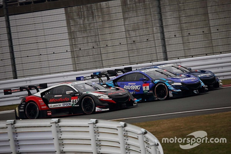 Honda set for major refresh of Super GT line-up