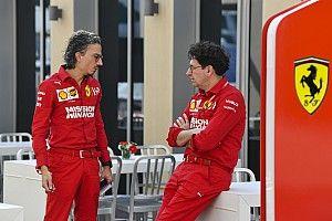 フェラーリに大きな変化は必要なし? ビノット代表「ミスは自身の向上に繋がる」