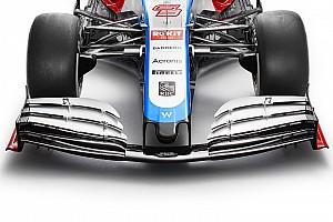 Williams houdt met FW43 vast aan concept van 2019-auto