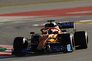 Testupdate 11u: McLaren versnelt, Raikkonen spint