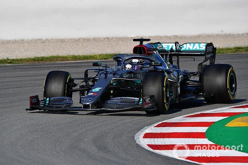 F1: Mercedes concorda com proibição de novo sistema de direção a partir de 2021