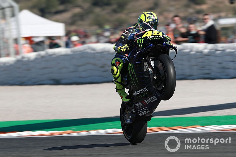 Rossi szerint az új Yamaha erőforrás nagyon messze van a riválisoktól