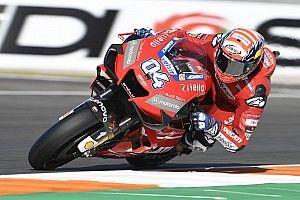 "Dovizioso: ""Es difícil pensar cómo ganar a Márquez en este momento"""