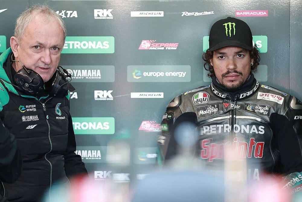 Yamaha separa Morbidelli e Forcada: Ramon resta in SRT con Dovizioso