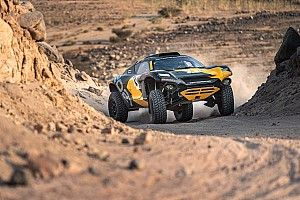 Ken Block to drive XE prototype on final Dakar stage