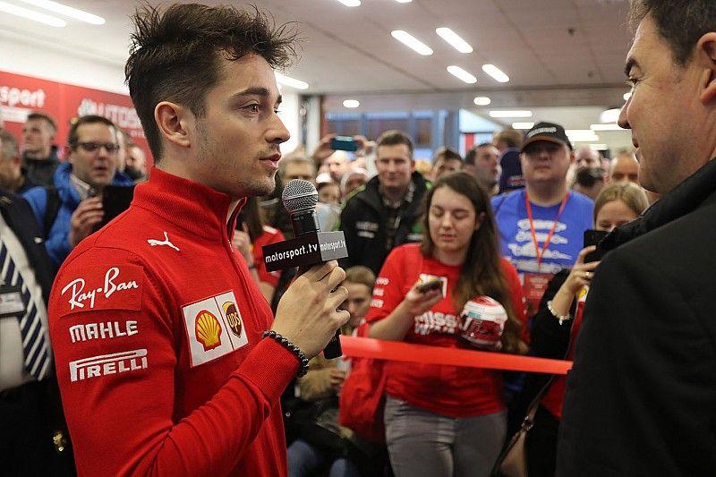 Leclerc: Aún tengo mucho que aprender de Vettel
