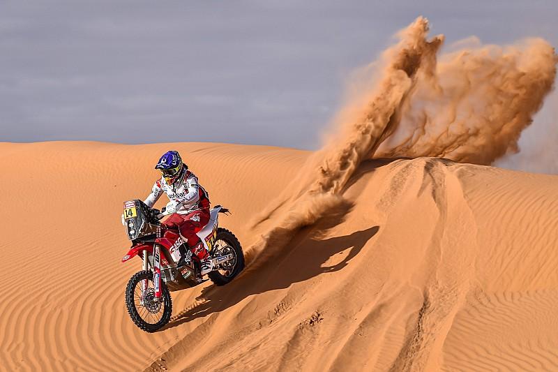 Fotogallery: la sesta tappa della Dakar 2020