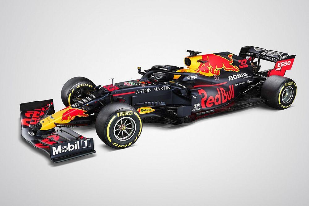 レッドブル・ホンダ、新車『RB16』を発表。王者挑戦の準備は整ったか