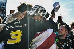 """Ricciardo: """"Hamilton yeterince saygı görmüyor"""""""