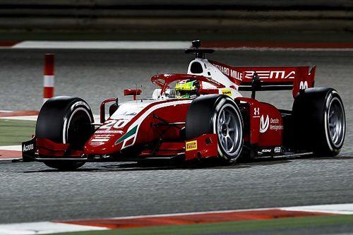Schumacher sloeg in F4-periode advies over bandenmanagement af