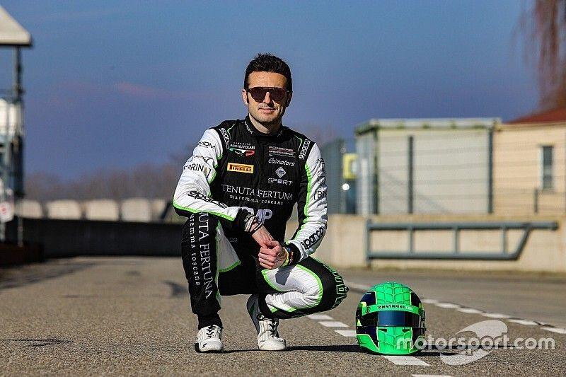 Tommy Maino torna nel GT Italiano con una Cayman GT4 Clubsport