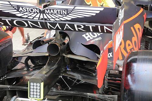 Photos - Les nouveautés techniques au GP du Mexique