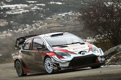 WRC: Ogier líder, Neuville aguanta