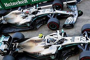 2019 Formula 1 Takımlar Şampiyonu Mercedes!