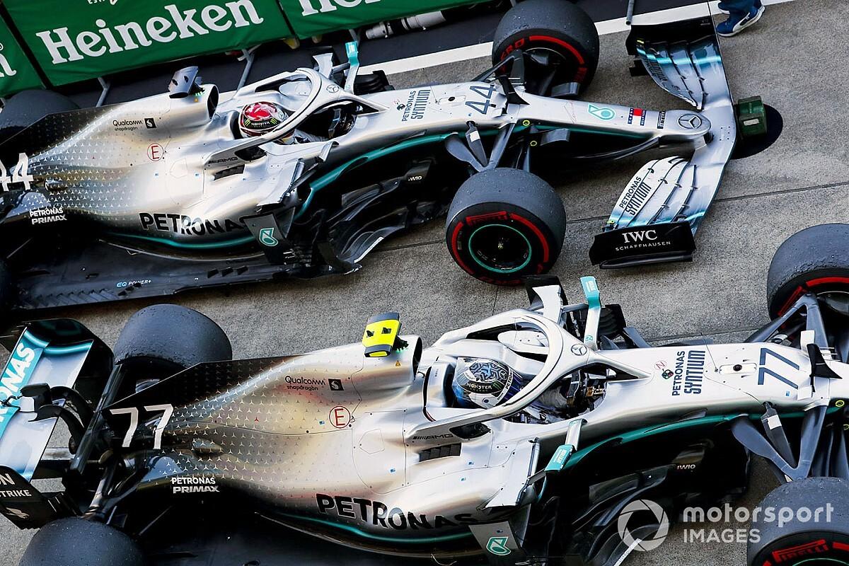 Hamilton beszélni akar a Mercedesszel a stratégia miatt