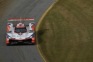 Acura #6 de Montoya en 4° en el warm-up de Petit Le Mans