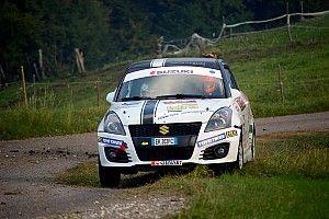 Suzuki Rally Cup: Rally Due Valli a Scalzotto e Poggio