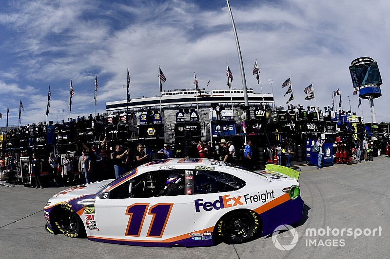 "Hamlin: 2019 is not ""any sort of failure"" without Cup title"
