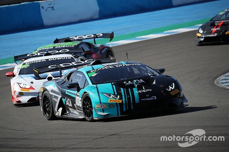 Lamborghini, AM+LC: Gara 2, si laureano Campioni Aghahkani e Reed