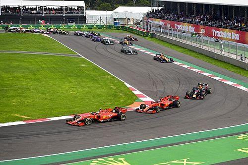 Así vivimos el Gran Premio de México de F1