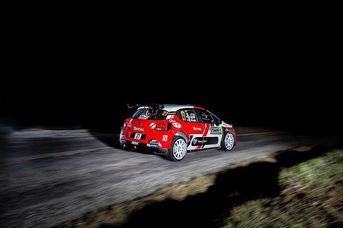 Dominacja Camilliego w WRC 3