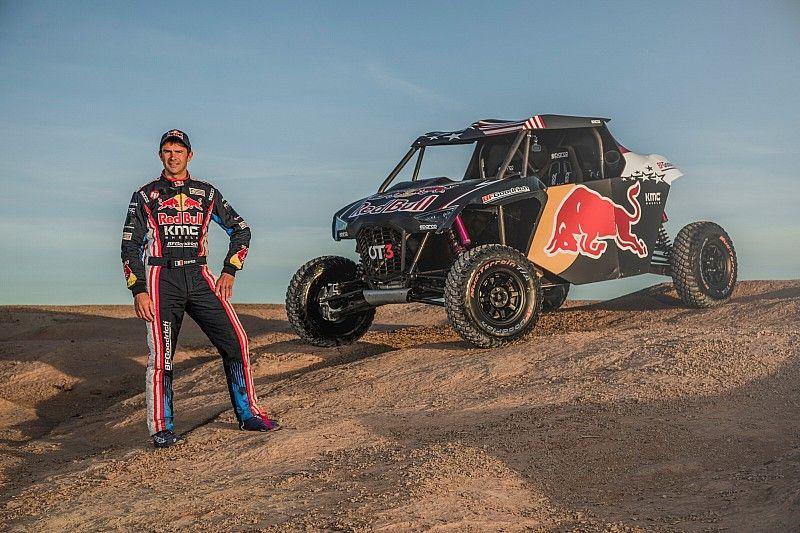 Despres, Red Bull ile Dakar'a katılacak