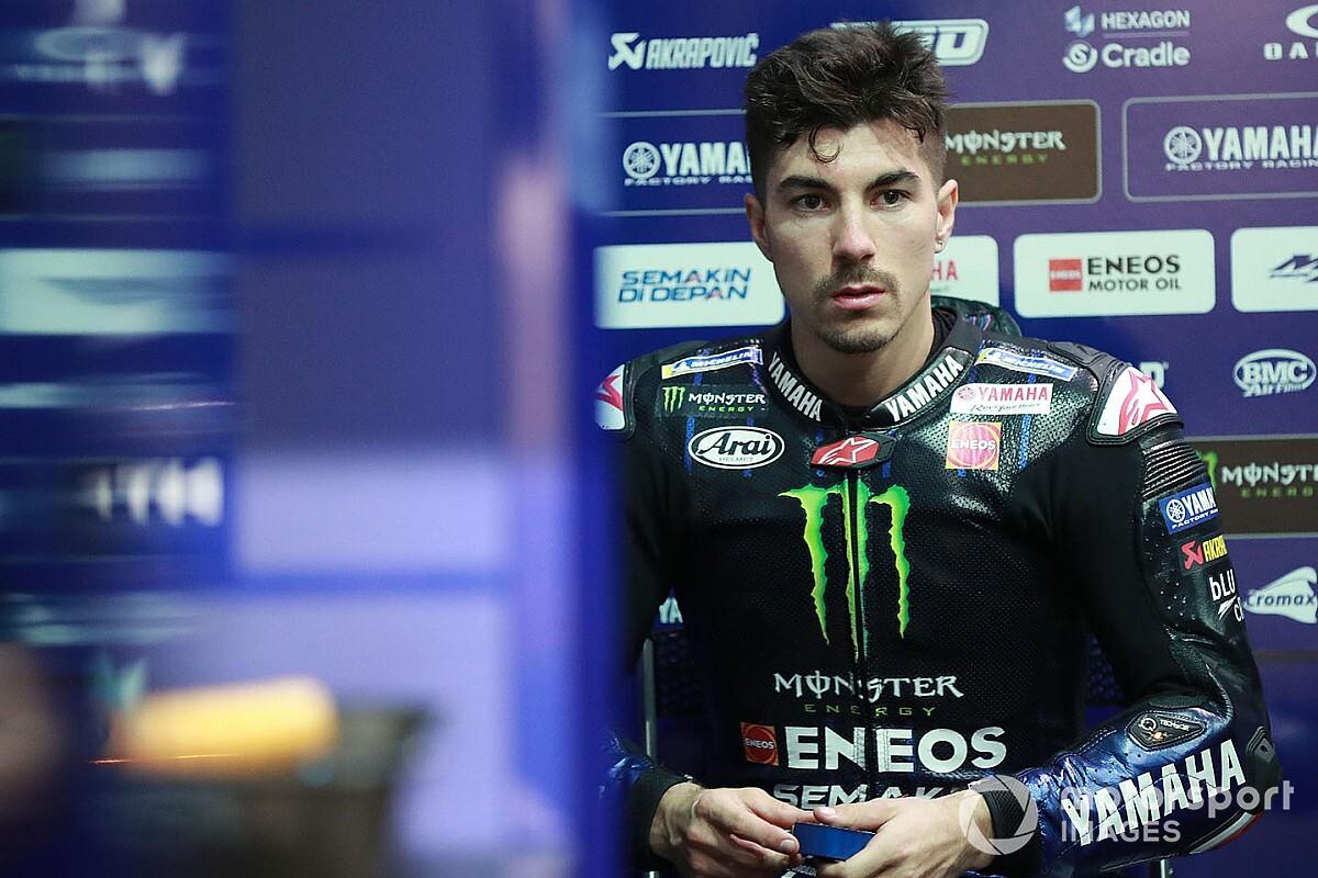Vinales, geçen sene Yamaha'nın kendisine güvenmediğini hissetmiş