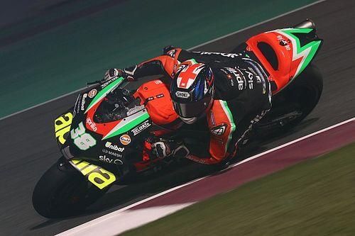 Officiel - Smith va débuter la saison avec Aprilia à Jerez