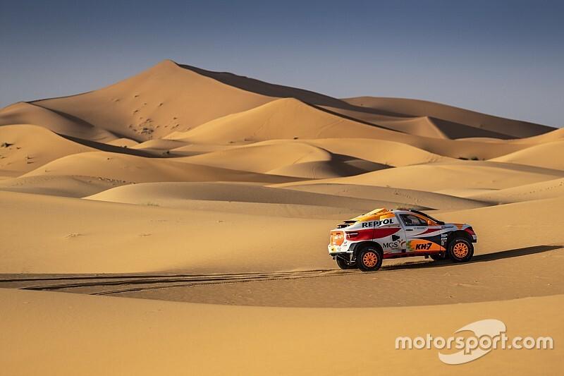 Todos los españoles del Dakar 2020