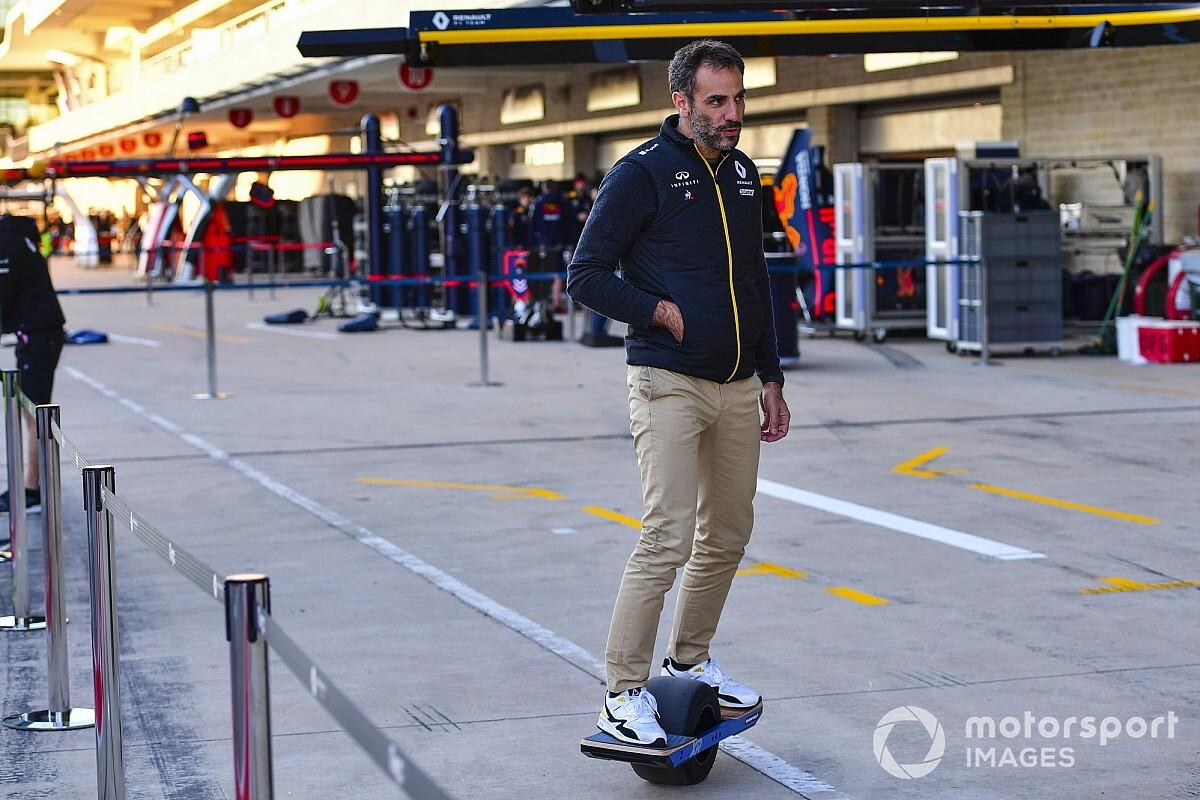 """""""Abiteboul, Renault'yu yönetebilecek yeterlilikte değil"""""""