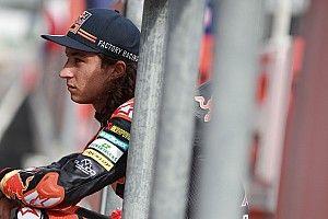 Puccetti, Can Öncü'nün yarışacağı yeni Supersport motosikletini tanıttı