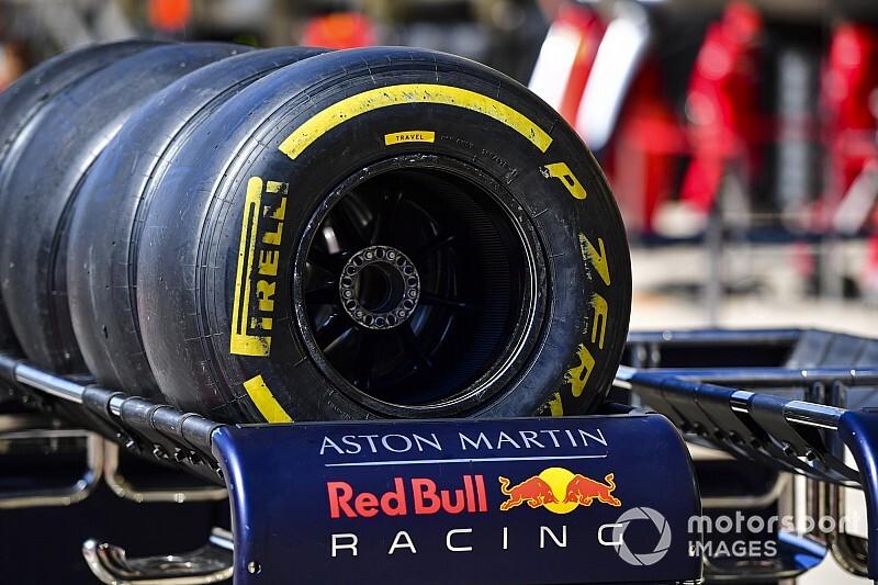 Red Bull лишилась комплекта шин из-за ночного холода в Остине