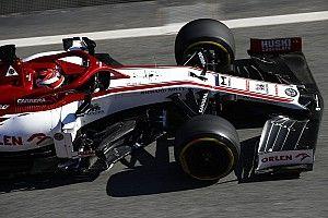 Barcelone, J2 - 1er temps et 1er drapeau rouge pour Räikkönen