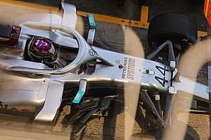 Mercedes 'steering mode' raises eyebrows in Barcelona