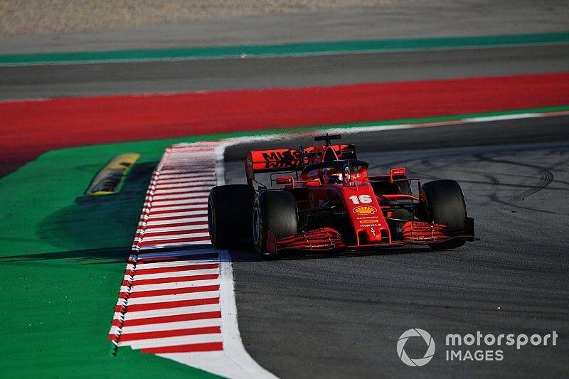 """Leclerc et Ferrari chercheront la performance """"plus tard"""""""