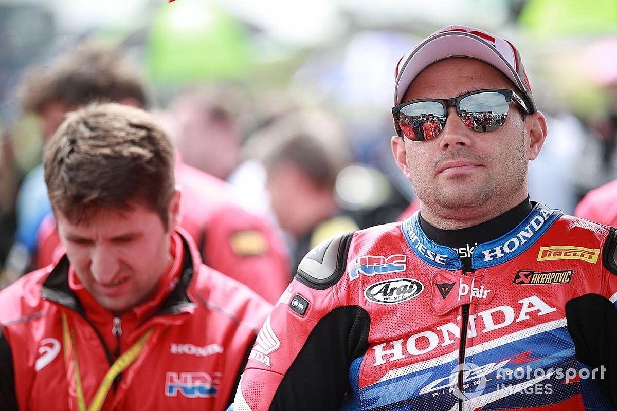 Haslam Berlatih Flat Track bersama Bintang MotoGP