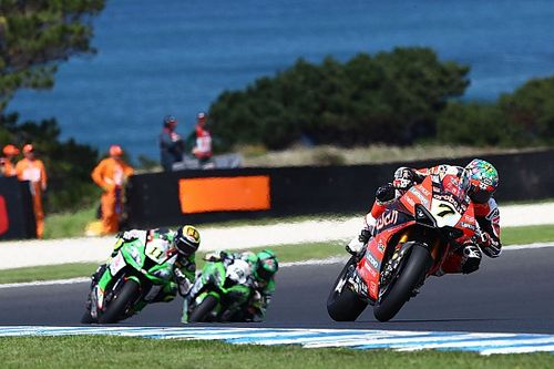Davies ill-suited to Ducati V4, says Melandri