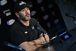 Jimmie Johnson to test Arrow McLaren SP-Chevrolet
