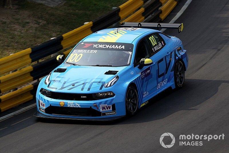 WTCR Macau: Müller controleert eerste race