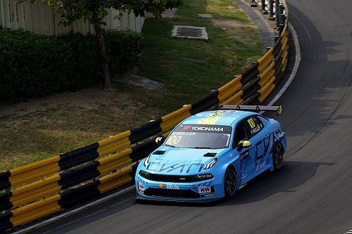 Guerrieri logra el cuarto sitio en carrera 2 en Macao