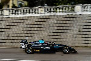 Macau GP: Hughes takes provisional pole