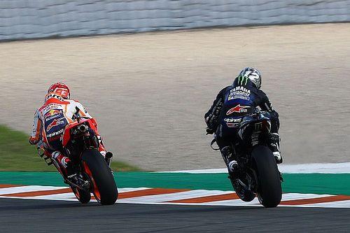 Eindstand wereldkampioenschap MotoGP na Grand Prix van Valencia