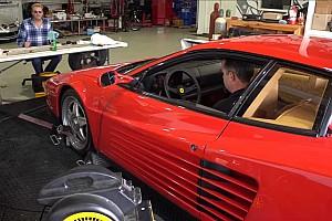 Még ma is komoly számokat produkál az 1986-os Ferrari Testarossa