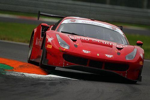 Abe e Colombo trionfano con la Ferrari in Gara 1