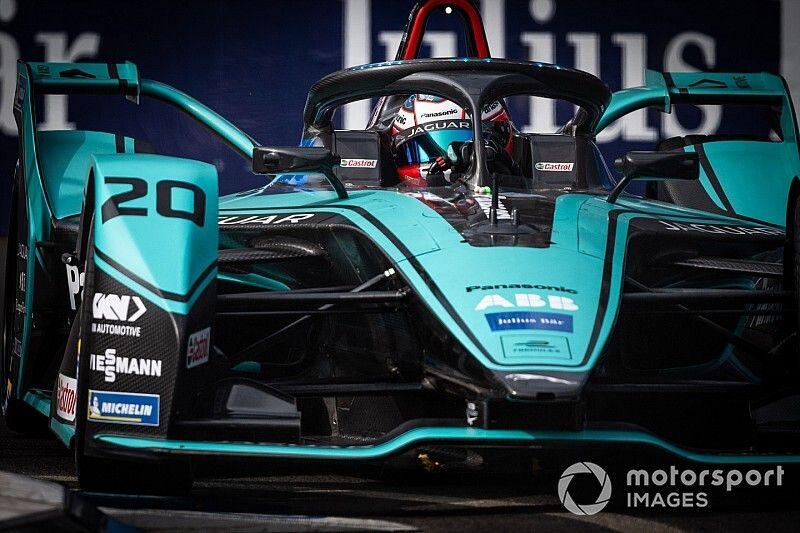 Santiago ePrix: Heyecanlı sıralama turlarında pole Evans'ın