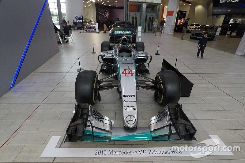 Hamilton és Bottas társaságában lógattuk a lábunkat: 3. rész, a versenyautók