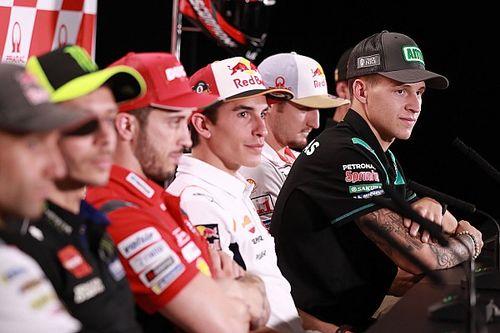 Suspensión en Australia: ¿qué votó cada piloto?