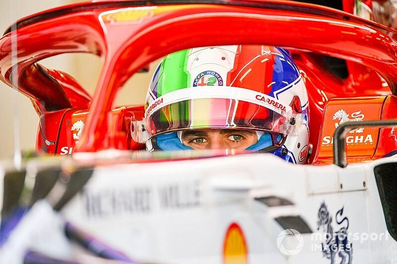 Giovinazzi quasi out dall'Alfa Romeo dopo Spa!