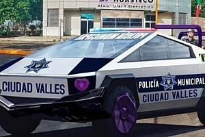 Egy mexikói város is rendőrautóként számítana a Tesla Cybertruckra